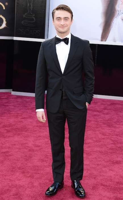 Daniel Radcliffe, 2013 Oscars