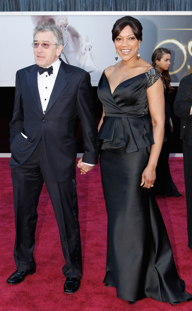 Grace Hightower, Robert De Niro, Oscars 2013