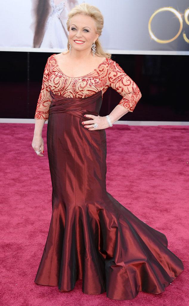 Jacki Weaver, Oscars 2013