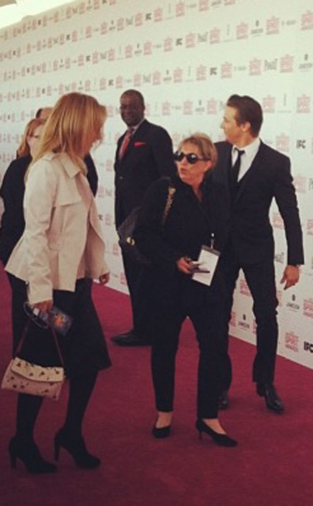 Marc Malkin, Instagram, Spirit Awards 2013