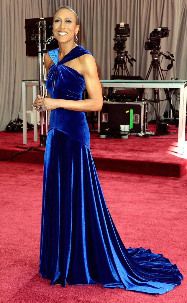 Robin Roberts, Oscars 2013