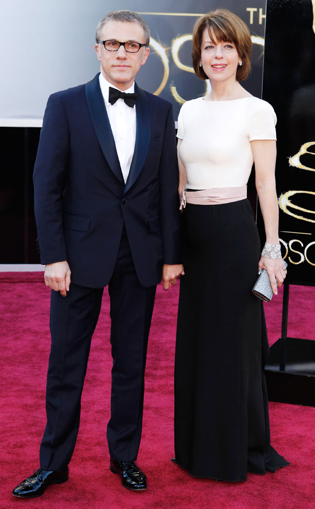 Christoph Waltz, Wife, Oscars 2013