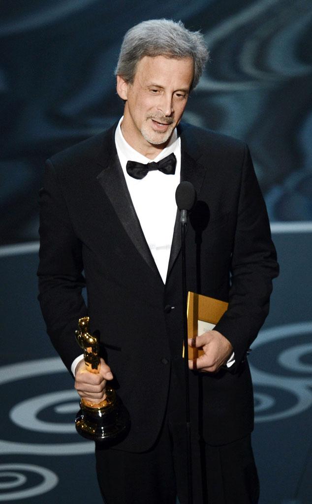 2013 Oscars Show, William Goldenberg