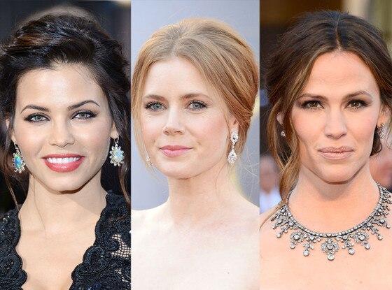 Oscars 2013, Jenna Dewan, Amy Adams, Jennifer Garner