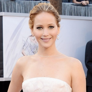 Jennifer Lawrence, Oscars 2013