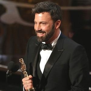 Oscars Show 2013, Ben Affleck
