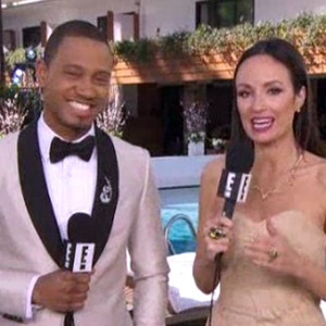 Oscars 2013, Terrence Jenkins, Cat Sadler