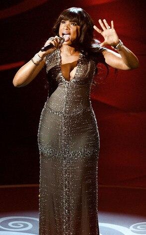 2013 Oscars Show, Jennifer Hudson