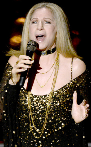 Barbra Streisand, Oscars 13
