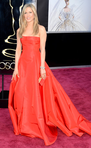 Jennifer Aniston, Oscars 2013