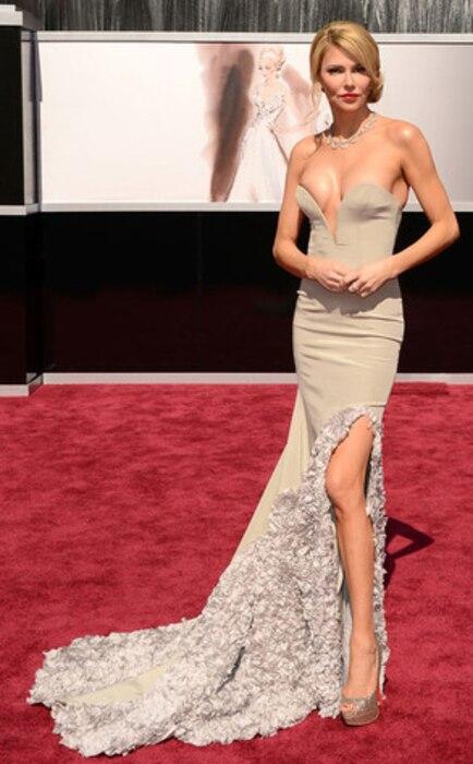Brandi Glanville, Oscars 2013