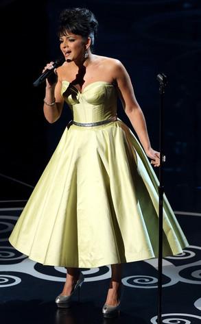 Oscars 2013 Show, Norah Jones