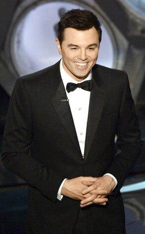 2013 Oscars Show, Seth MacFarlane