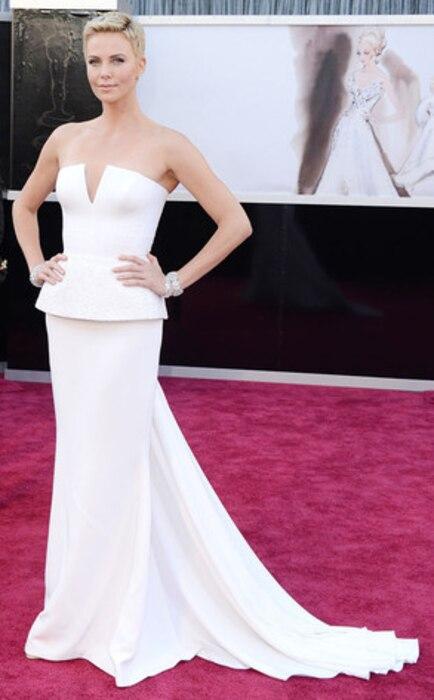 Charlize Theron, Oscars 2013