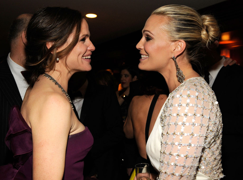 Jennifer Garner, Molly Sims