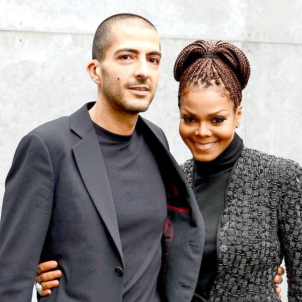 Janet Jackson and Wissam Al Mana: Romance Rewind