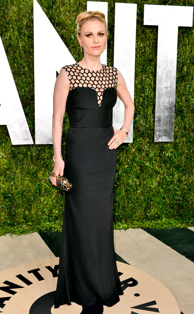 Anna Paquin, 2013 Vanity Fair Oscar Party