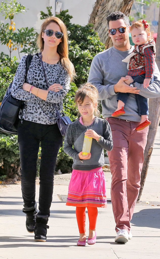 Jessica Alba, Cash Warren, Honor, Haven