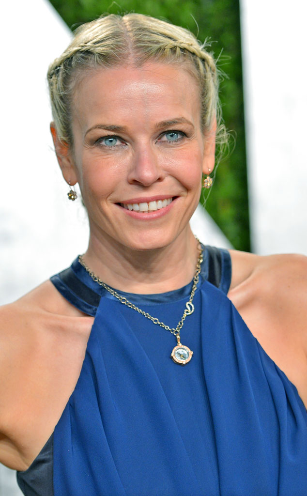 Chelsea Handler, 2013 Vanity Fair Oscar Party