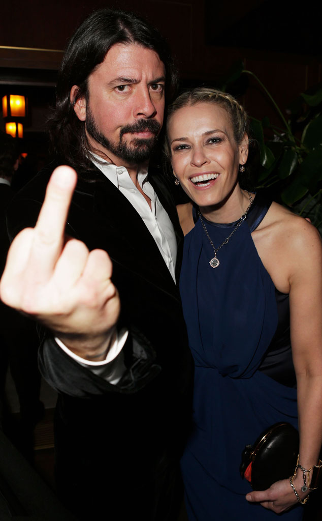 Dave Grohl, Chelsea Handler