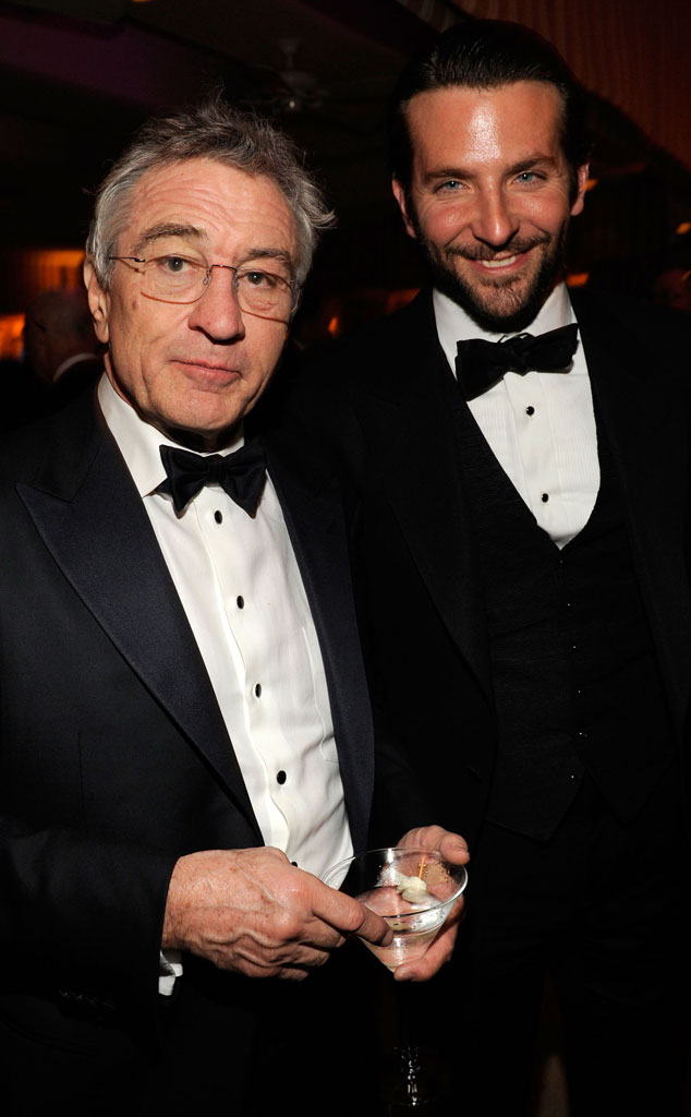 Robert DeNiro, Bradley Cooper