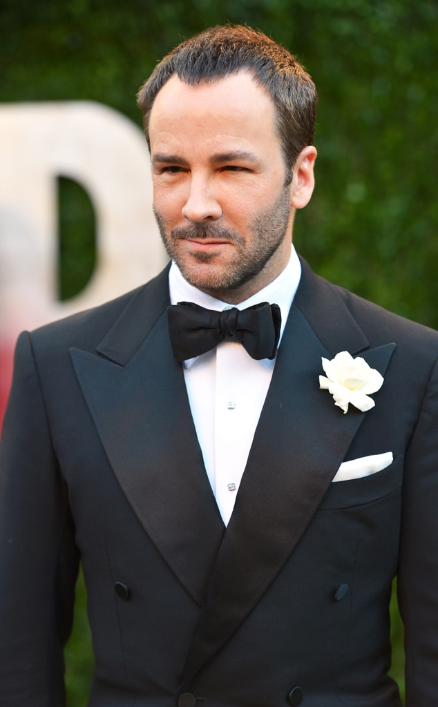 Tom Ford, Vanity Fair, Oscars 13