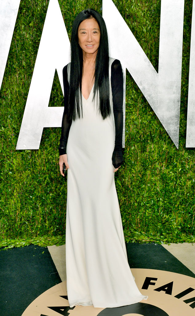 Vera Wang, 2013 Vanity Fair Oscar Party