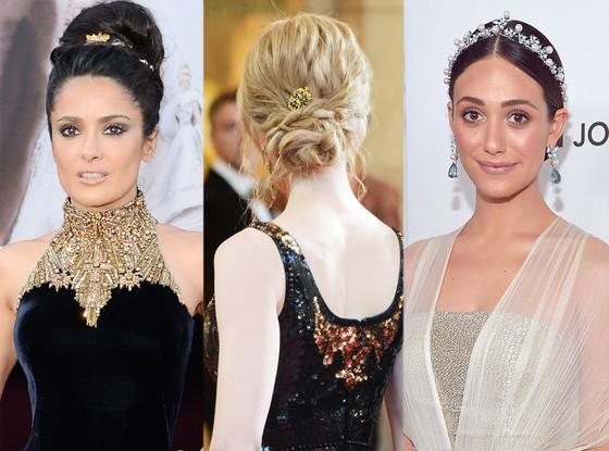 Emmy Rossum, Nicole Kidman, Salma Hayek