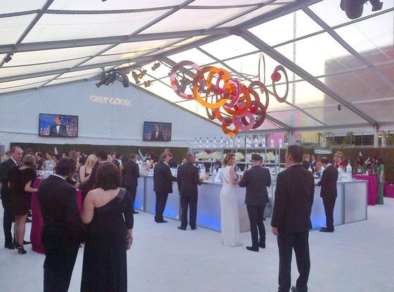 Elton John Oscar Party