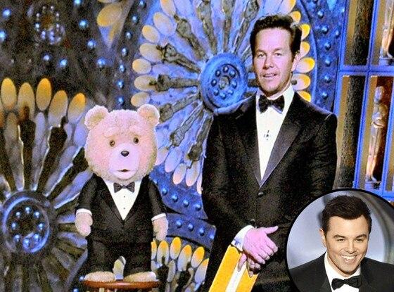 Mark Wahlberg, Ted, Seth MacFarlane