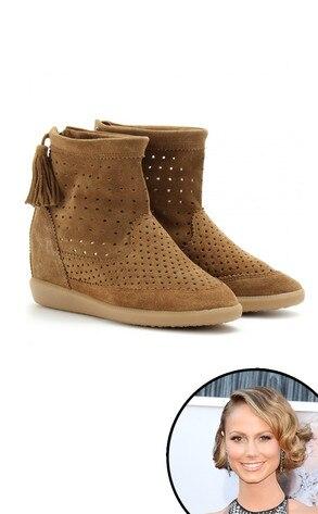 Stacy Keibler, Isabel Marant Shoes