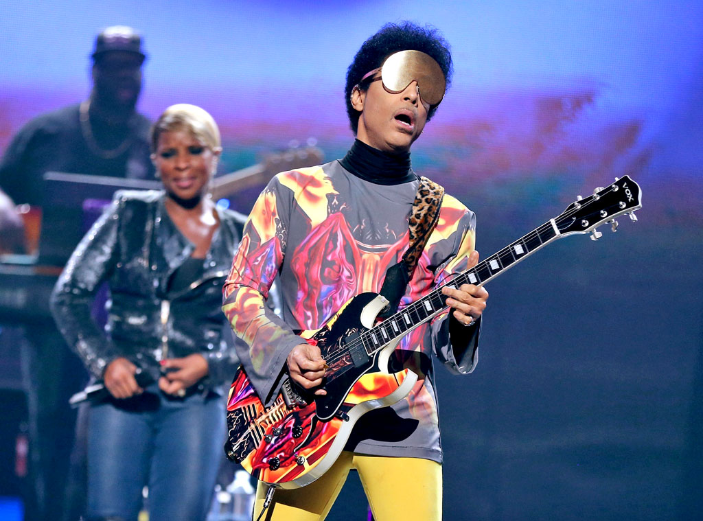 Mary J. Blige, Prince