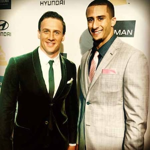 Ryan Lochte, Instagram