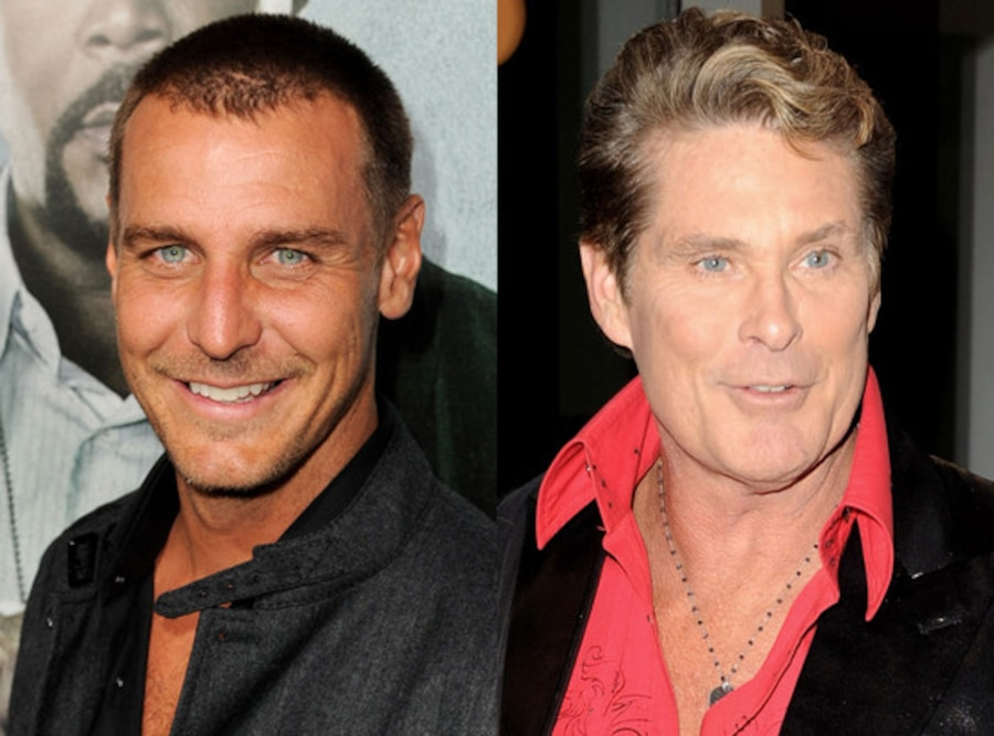 Ingo Rademacher, David Hasselhoff