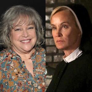 Kathy Bates, Jessica Lange, American Horror Story