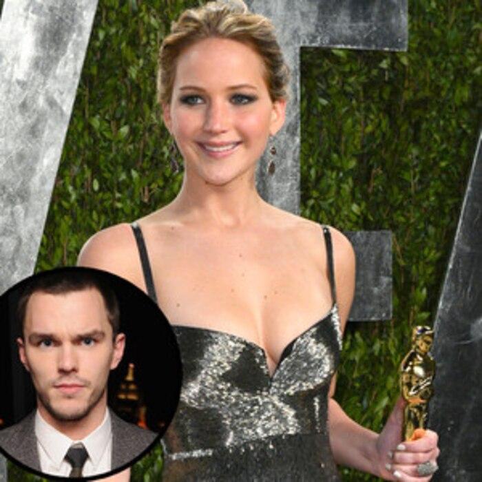 Jennifer Lawrence, Nicholas Hoult