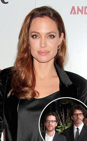 Angelina Jolie, Ethan Coen, Joel Coen