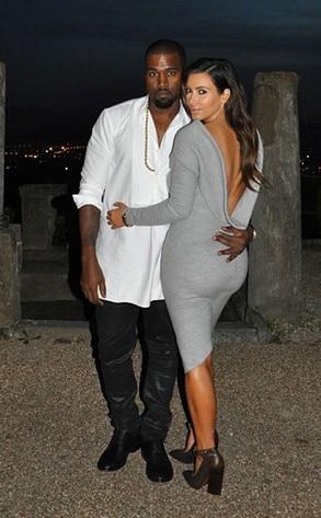 Kim Kardashian, Kanye