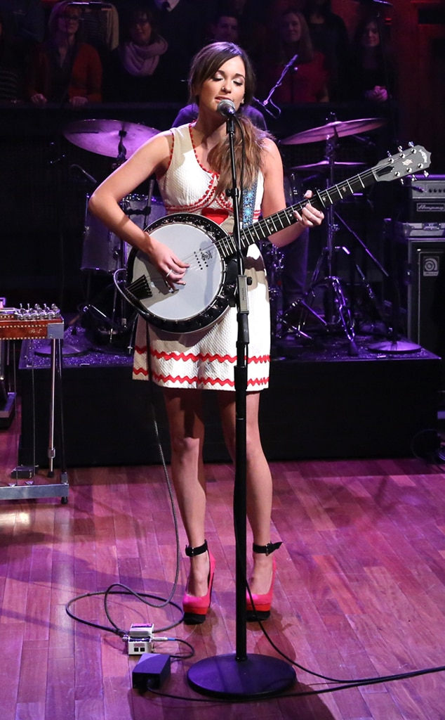 Kacey Musgraves, Late Night With Jimmy Fallon