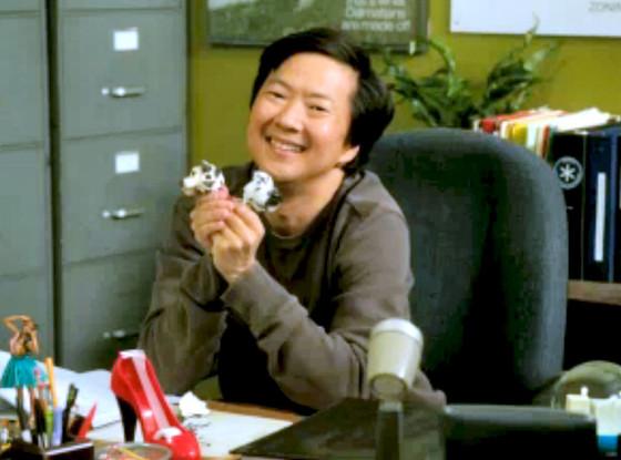 Community, Ken Jeong