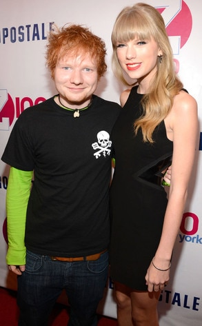Ed Sheeran, Taylor Swift