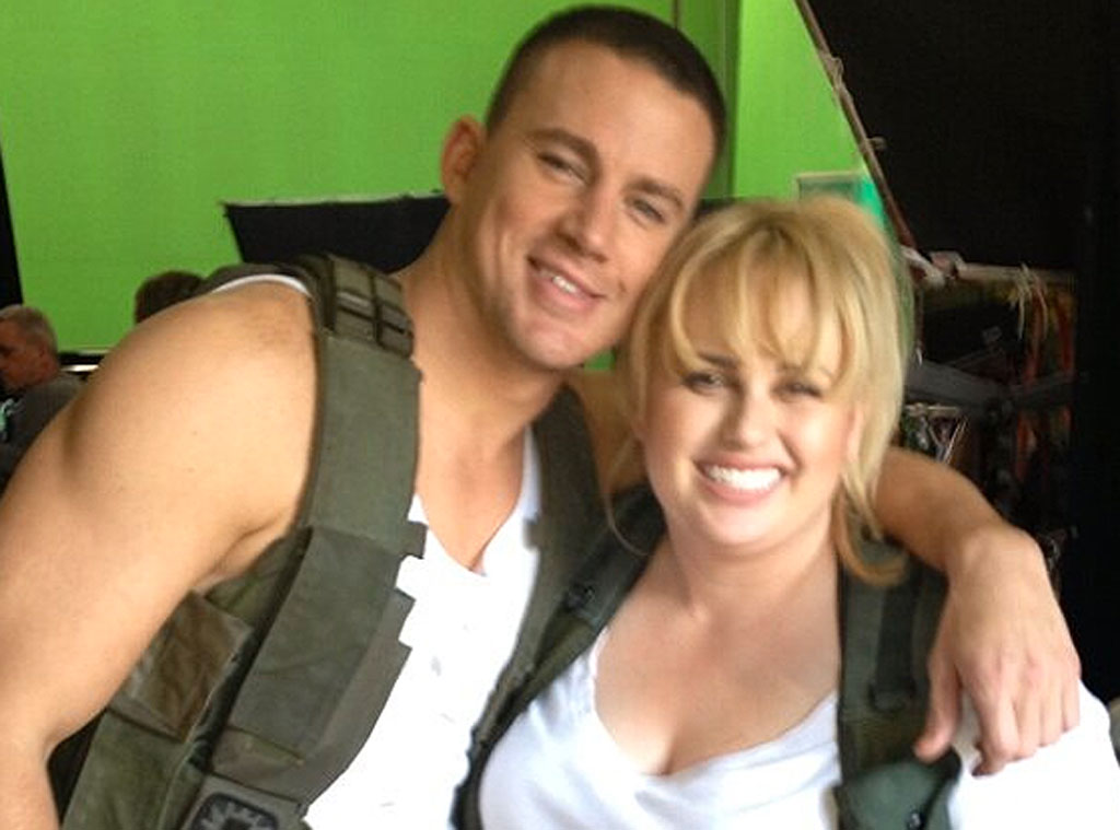 Rebel Wilson, Channing Tatum