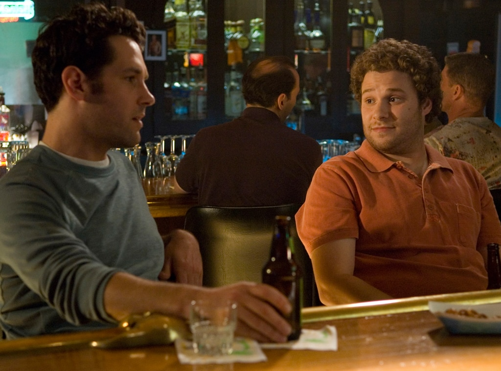 Knocked Up, Paul Rudd, Seth Rogen