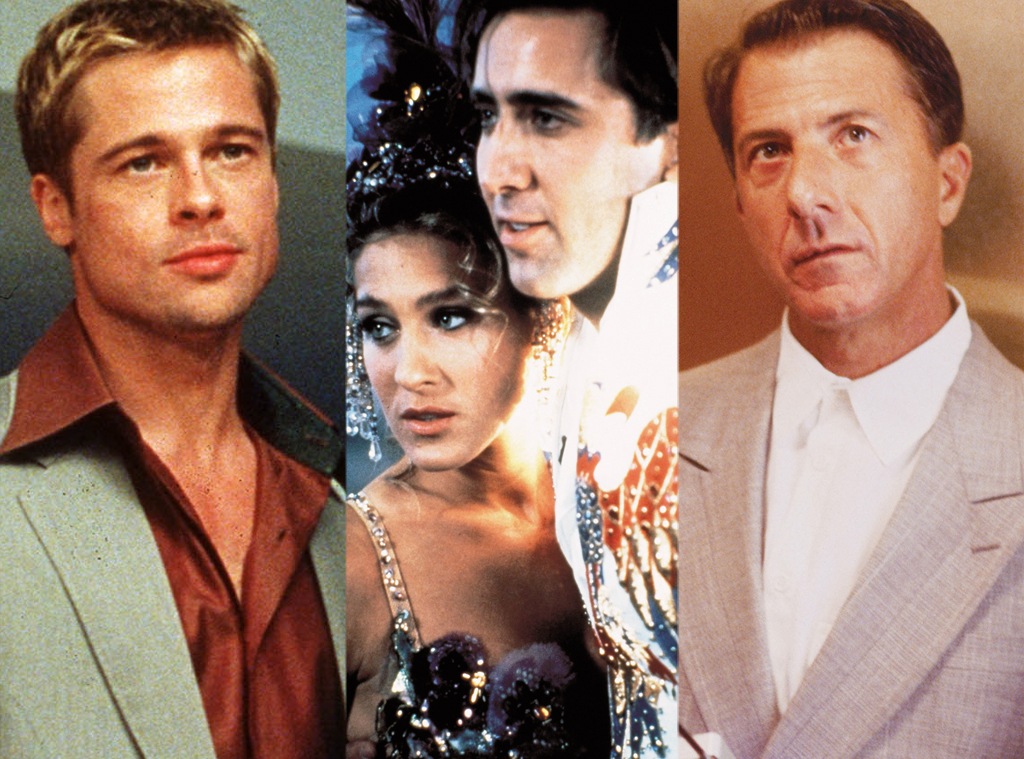 Oceans Eleven, Honeymoon in Vegas, Rain Man