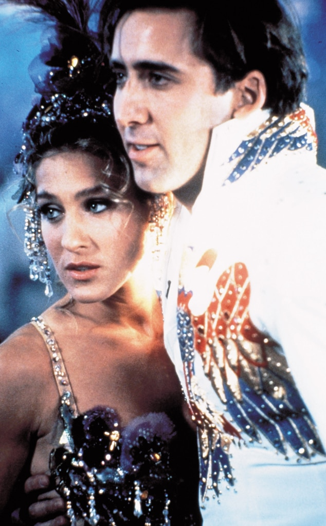 Sarah Jessica Parker, Nicolas Cage, Honeymoon in Vegas
