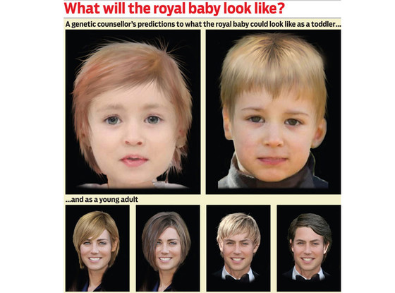Future Royal Babies