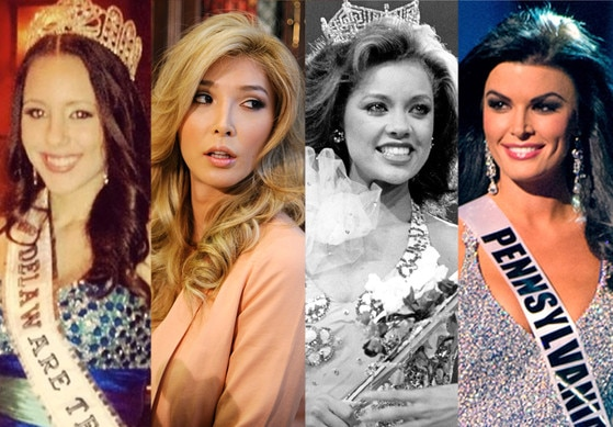 Melissa King, Jenna Talackova, Vanessa Williams, Sheena Monnin