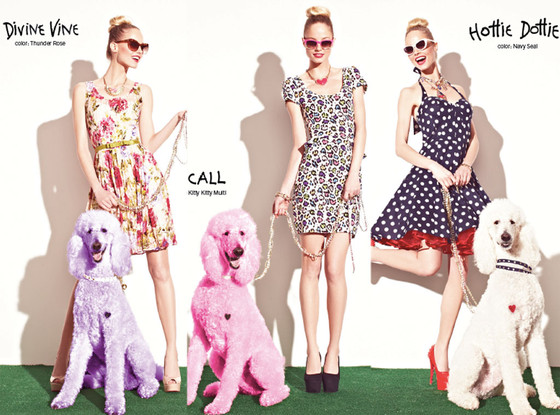 Betsey Johnson, Dress collection