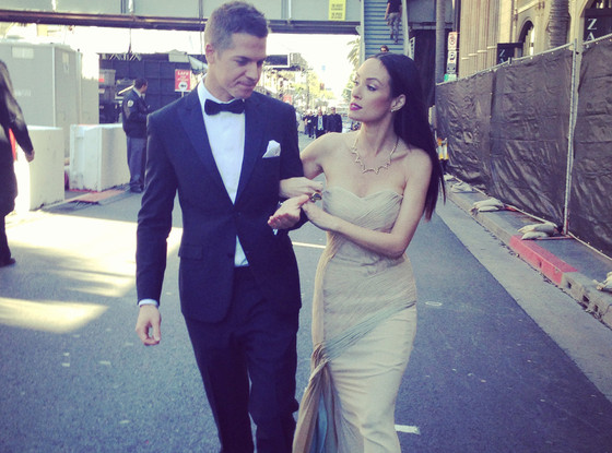 Jason Kennedy, Catt Sadler, Instagram