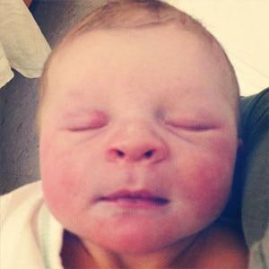 Justin Guarini Baby